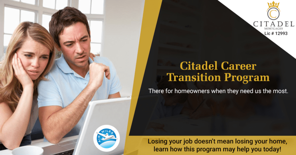 Citadel Career Transition - Citadel Mortgages