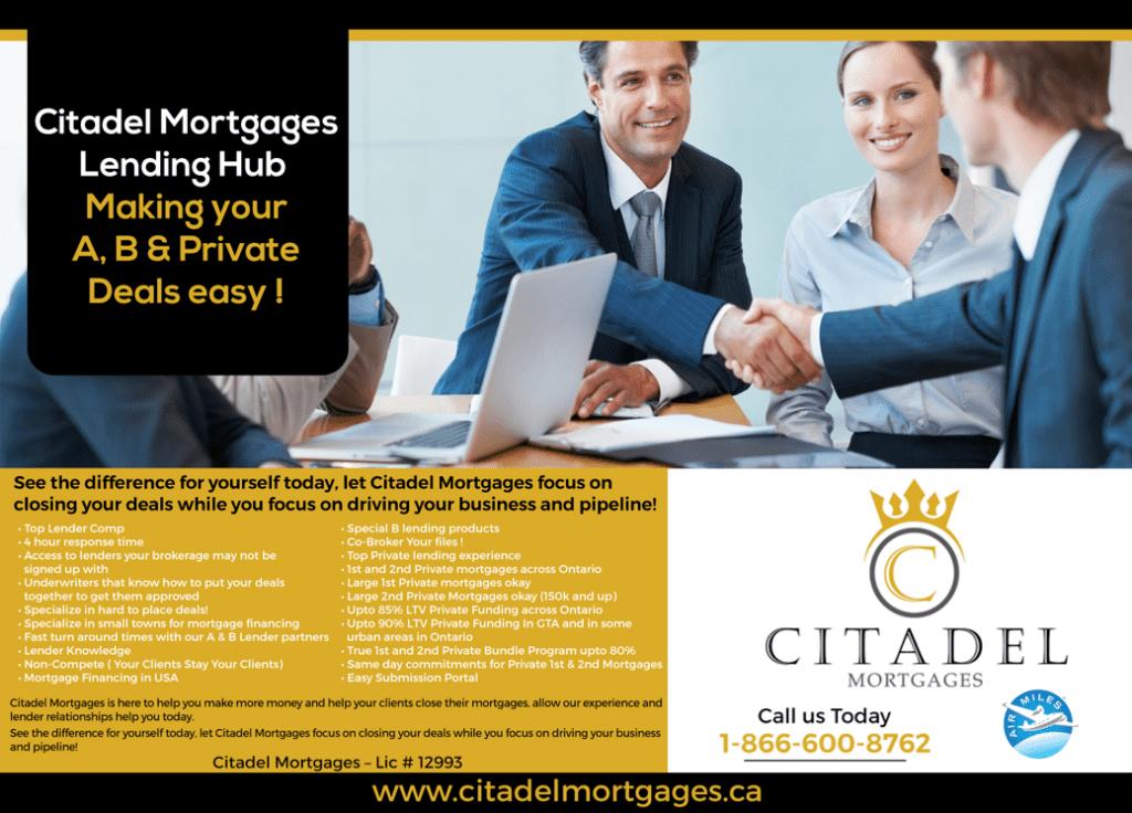 Citadel Mortgages Lending Hub - The Lending Hub